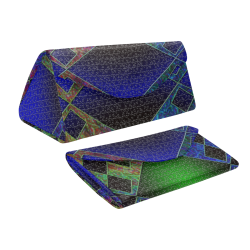 Bluish Elements Custom Foldable Glasses Case