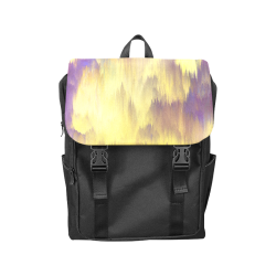 glitch art #colors Casual Shoulders Backpack (Model 1623)