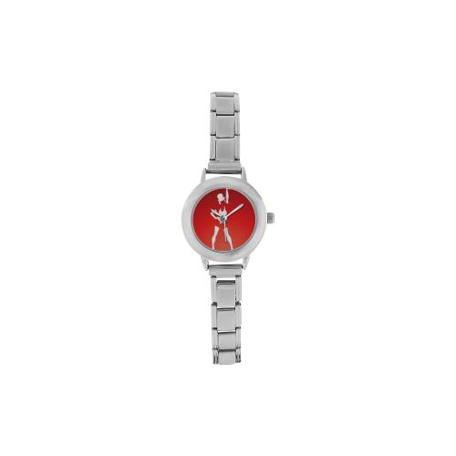 Cabaret Women's Italian Charm Watch(Model 107)