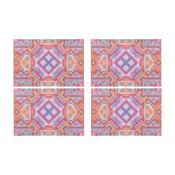 Researcher Placemat 12'' x 18'' (Four Pieces)