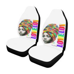 love nation777 Car Seat Covers (Set of 2)