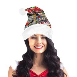 Las Vegas Icons - Gamblers Delight Santa Hat