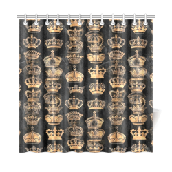 "Royal Krone by Artdream Shower Curtain 72""x72"""