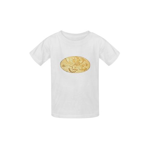 Intanjibles (alt) Logo Kid's  Classic T-shirt (Model T22)