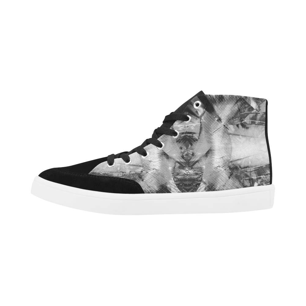wheelVibe_vibe21 Herdsman High Top Shoes for Men (Model 038)