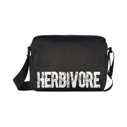 Herbivore (vegan) Classic Cross-body Nylon Bags (Model 1632)
