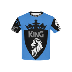 king-549305_1920 Kids' All Over Print T-shirt (USA Size) (Model T40)