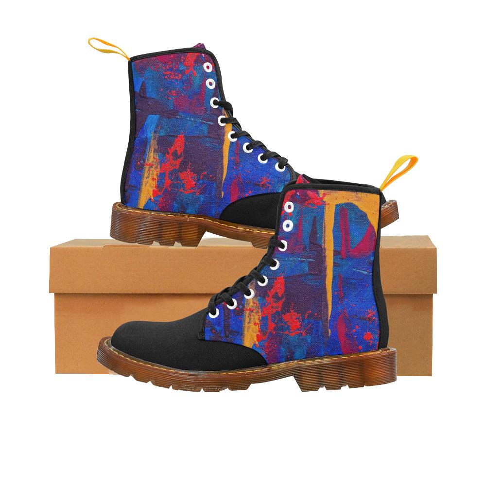 oil_l Martin Boots For Men Model 1203H