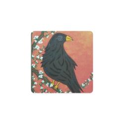 Big Crow 2020 Square Coaster