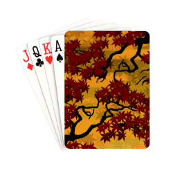 """Maples 2020 Playing Cards 2.5""""x3.5"""""""