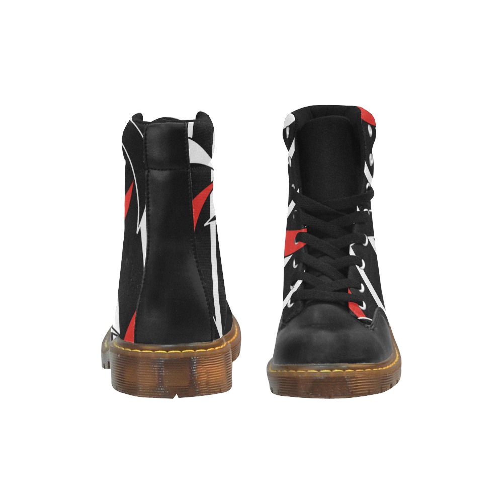 19rb Apache Round Toe Women's Winter Boots (Model 1402)