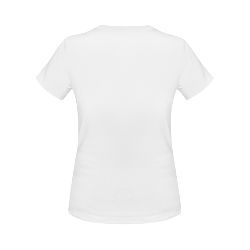 typewriter Women's T-Shirt in USA Size (Front Printing Only)