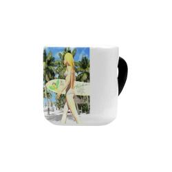 Aloha 1 Heart-shaped Morphing Mug