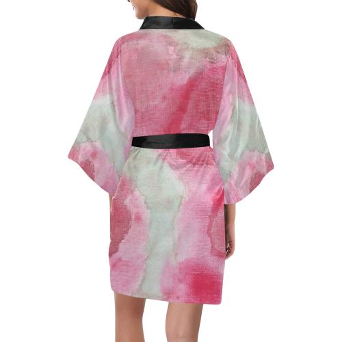 Mélodie Rose Kimono Robe