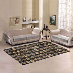Royal Krone by Artdream Area Rug7'x5'