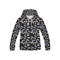 Jansku #1/2 All Over Print Hoodie for Kid (USA Size) (Model H13)