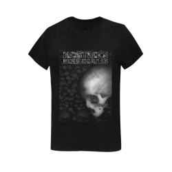Kostnice Beinhaus IV Women's T-Shirt in USA Size (Two Sides Printing)