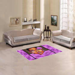 "newlivingblush Area Rug 2'7""x 1'8''"