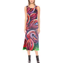 newnutmeg Phaedra Sleeveless Open Fork Long Dress (Model D08)
