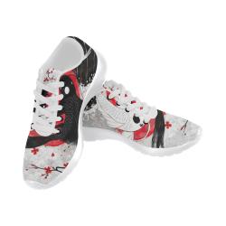 Paris Raven Koi Women's Running Shoes (Model 020)
