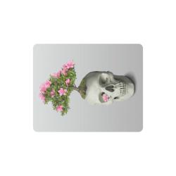 Bonsai Skull Rectangle Mousepad