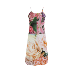 Memory Flowers 01 Alcestis Slip Dress (Model D05)