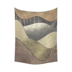 """sun space #modern #art Cotton Linen Wall Tapestry 60""""x 80"""""""