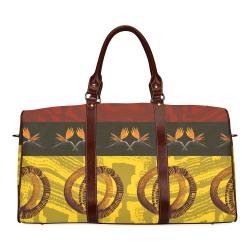 Travel Bag_ENB Kina Shell Waterproof Travel Bag/Small (Model 1639)