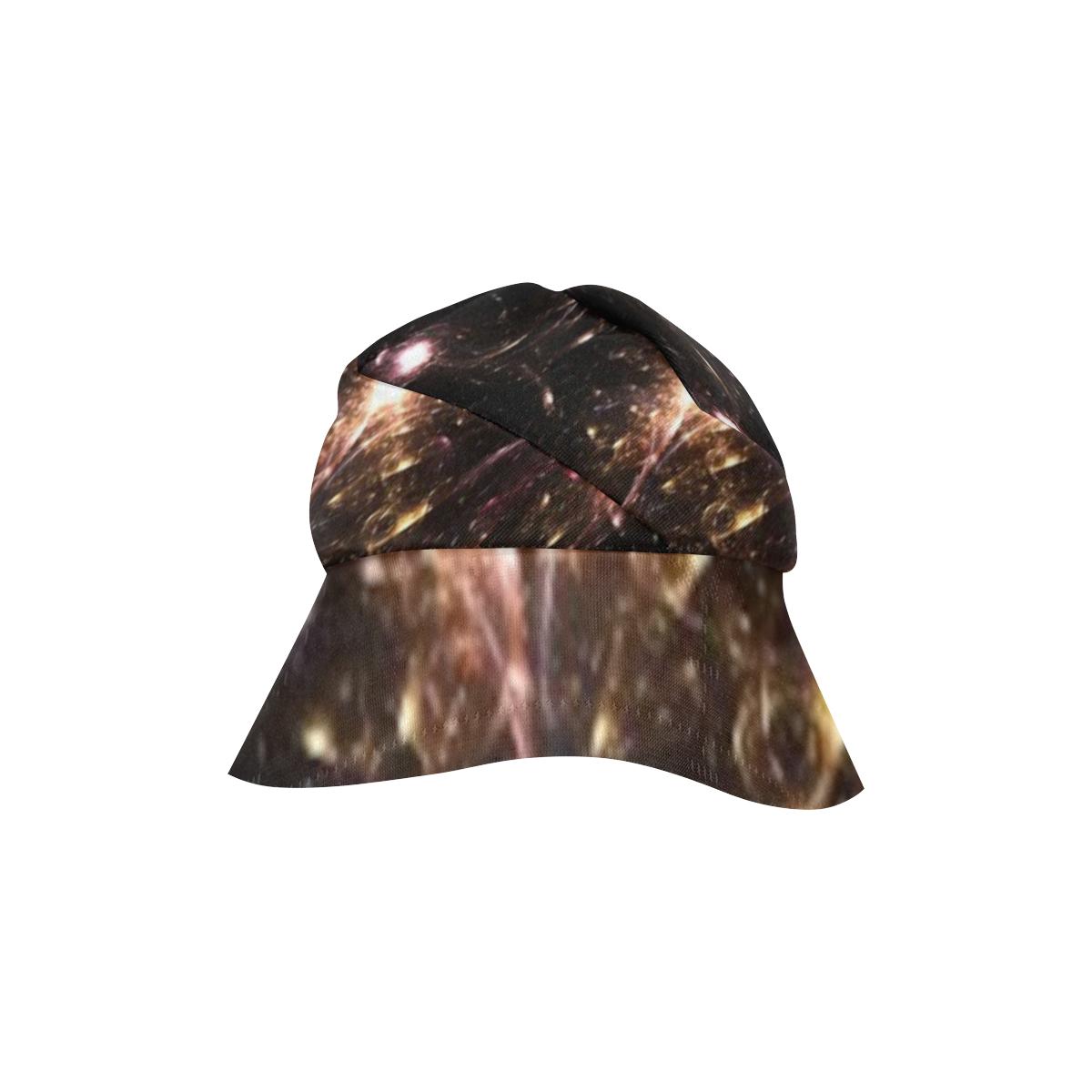 Fractal flash New Style Bucket Hat
