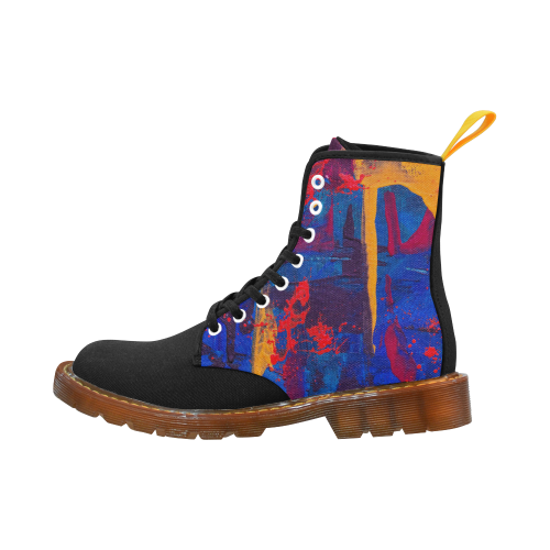 oil_l Martin Boots For Women Model 1203H