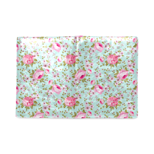 Peony Pattern Custom NoteBook B5