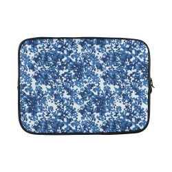 Digital Blue Camouflage Macbook Pro 15''