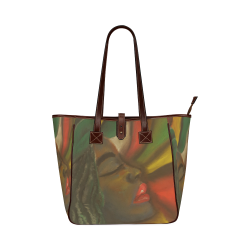 Untitled TBD Classic Tote Bag (Model 1644)