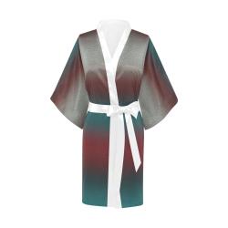 Tea Blue Redwood Kimono Robe