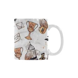Hufflepuff Custom White Mug (11OZ)