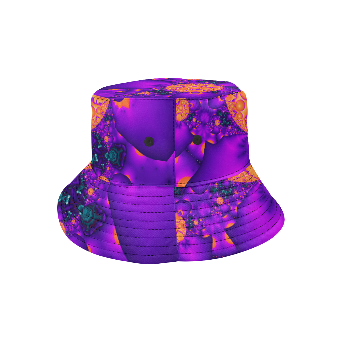 Planetary Clash All Over Print Bucket Hat
