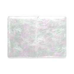 Clear Amour Snuff Mint Custom NoteBook A5