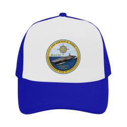 USS Gerald R. Ford CVN-78 Trucker Hat