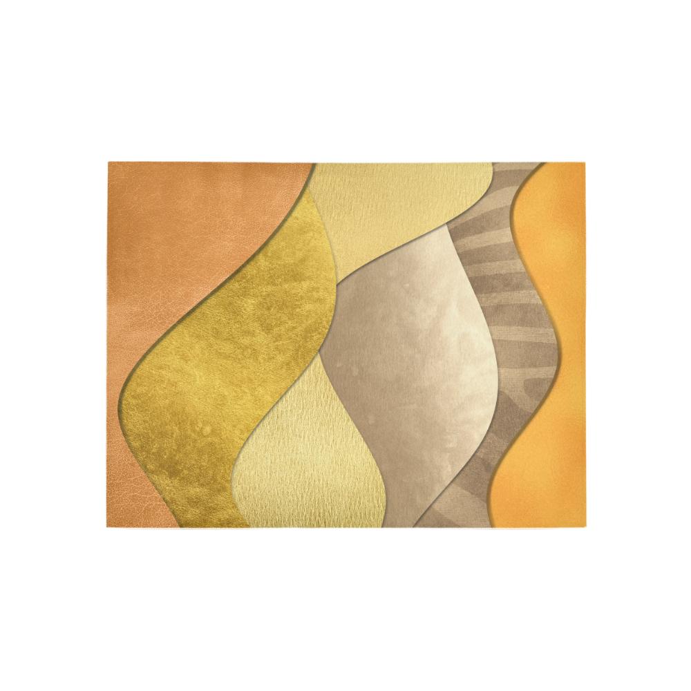 sun space #modern #art Area Rug 5'3''x4'