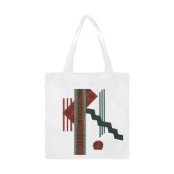 Kurukulla by Vaatekaappi Canvas Tote Bag/Small (Model 1700)