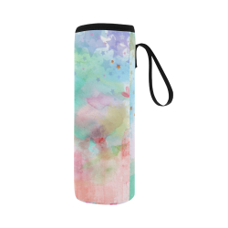 KEEP ON DREAMING Neoprene Water Bottle Pouch/Large