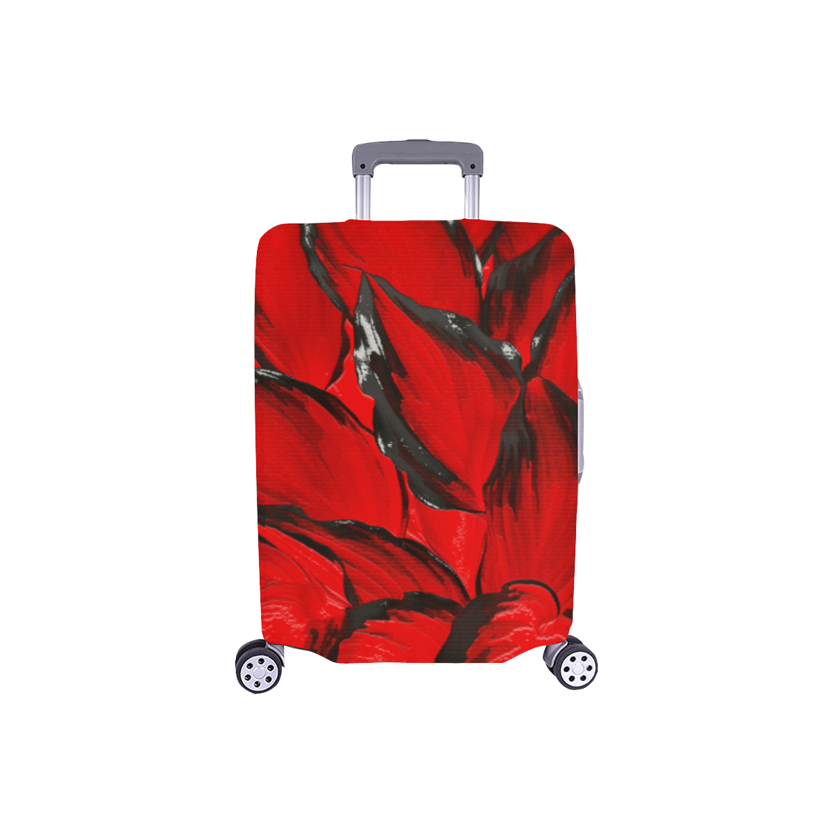 """leafs_abstract TRY2 06 Luggage Cover/Small 18""""-21"""""""