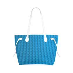 PLASTIC Clover Canvas Tote Bag (Model 1661)