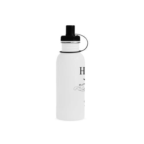 LOAH HUSTLER Manchester Sports Bottle(22OZ)