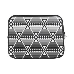 Black Aztec Tribal Macbook Pro 13''