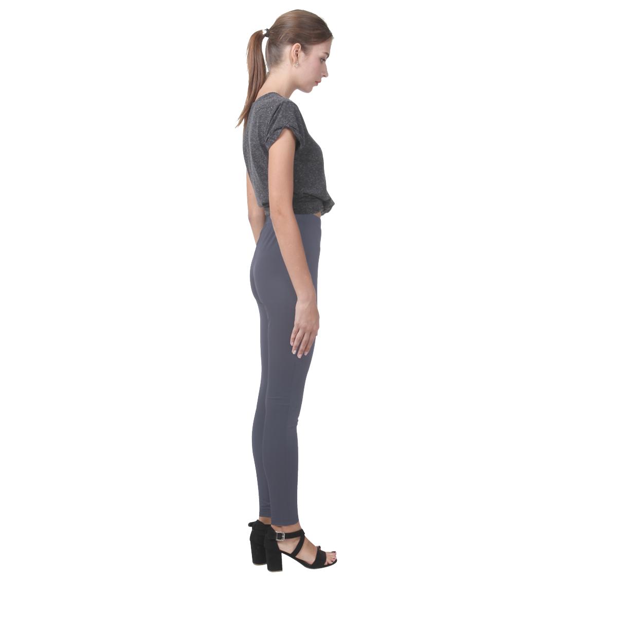 Navy Blazer Cassandra Women's Leggings (Model L01)