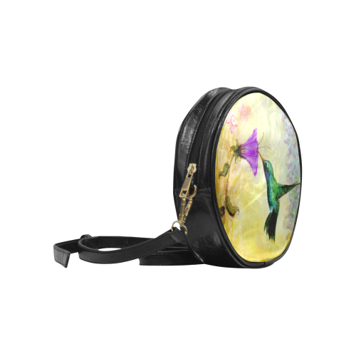 Hummingbird-5 Round Sling Bag (Model 1647)