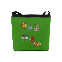 Bremen Word by Nico Bielow Crossbody Bags (Model 1613)