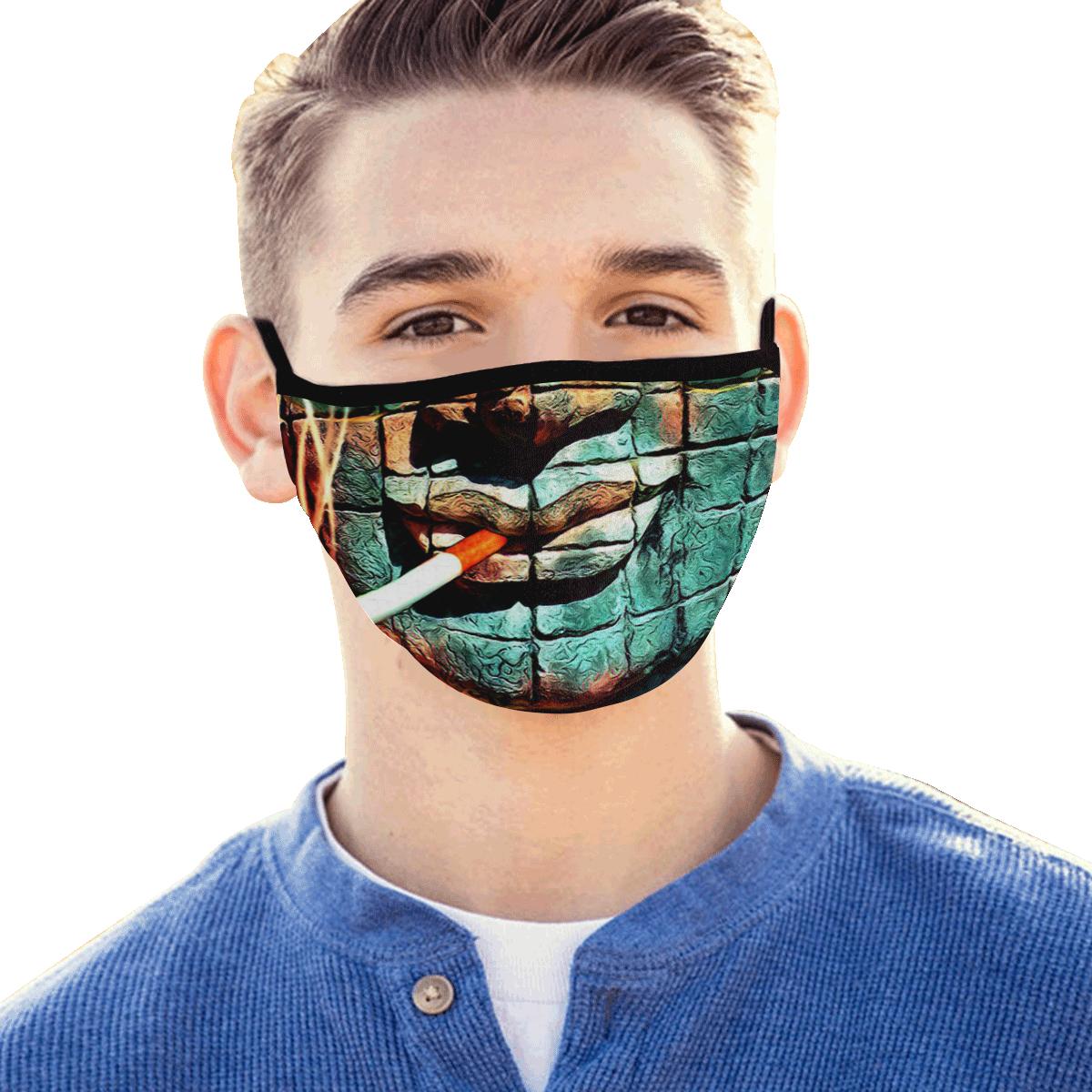 SMOKERS FACE MASK Mouth Mask