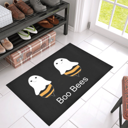 """boobees2 Azalea Doormat 30"""" x 18"""" (Sponge Material)"""